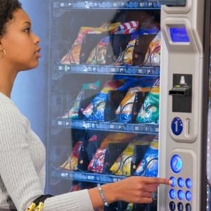 contabilidade para vending machines